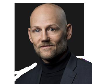 Jörgen Huitfeldt, chefredaktör på Kvartal