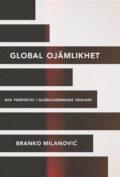 Global ojämlikhet. Nya perspektiv i globaliseringens tidevarv