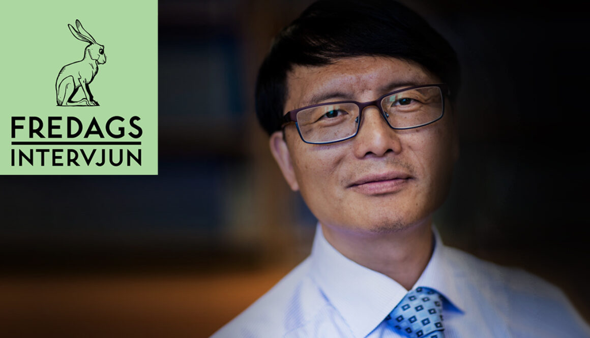 Deliang Chen, klimatforskare