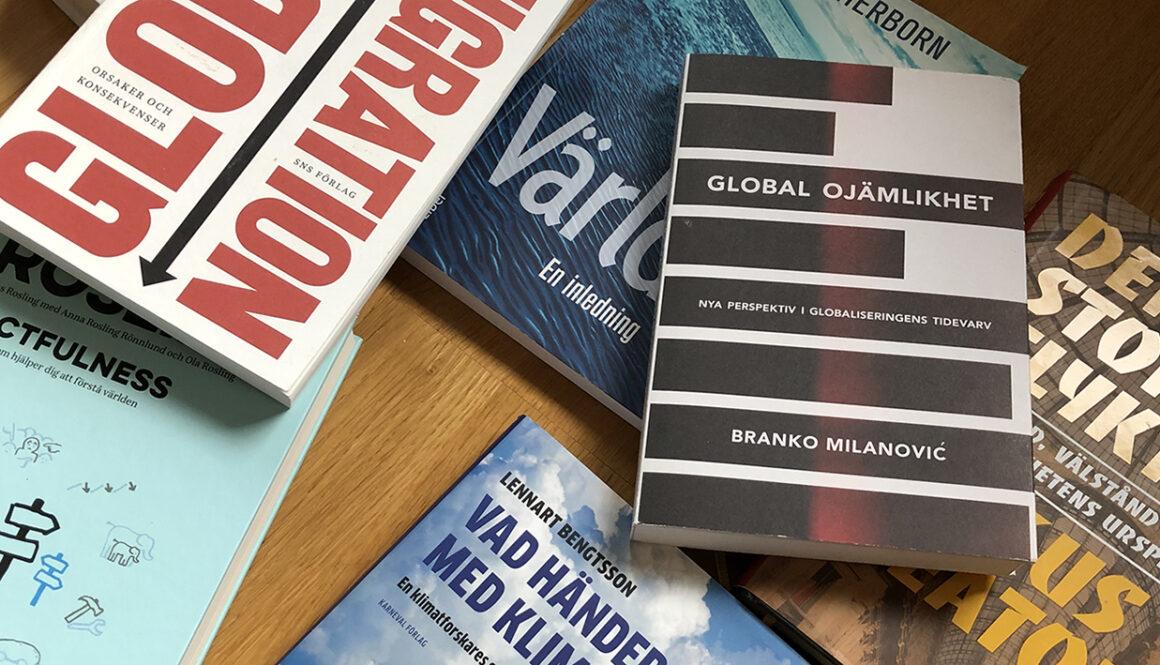 Kvartals vetenskapsredaktör Henrik Höjer tipsar om sju böcker
