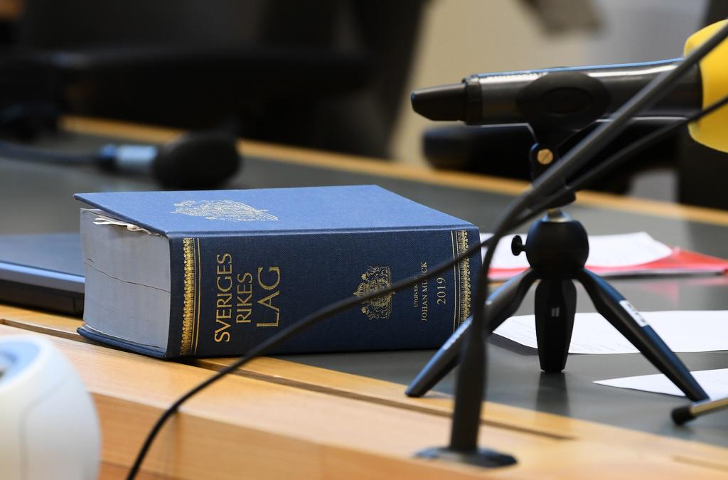 Sveriges Rikes Lag. Foto: TT